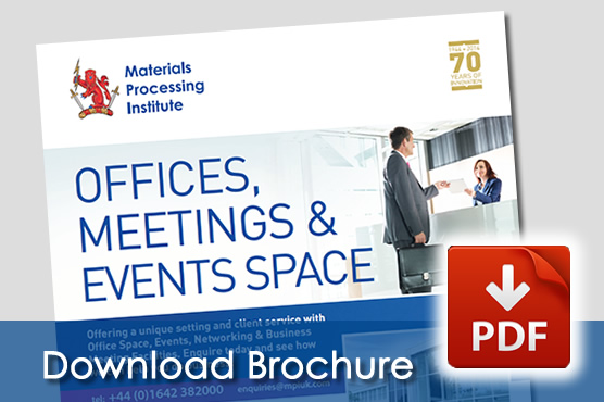 Download the Offices, Meetings & Events Space Brochure