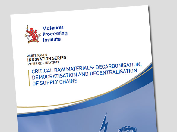 Critical Raw Materials: Decarbonisation, Democratisation and Decentralisation of Supply Chains