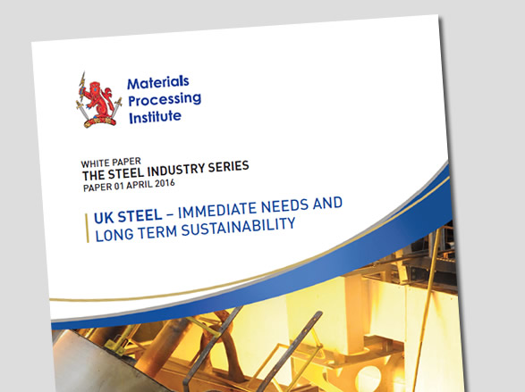 UK Steel - Immediate needs and long term sustainability