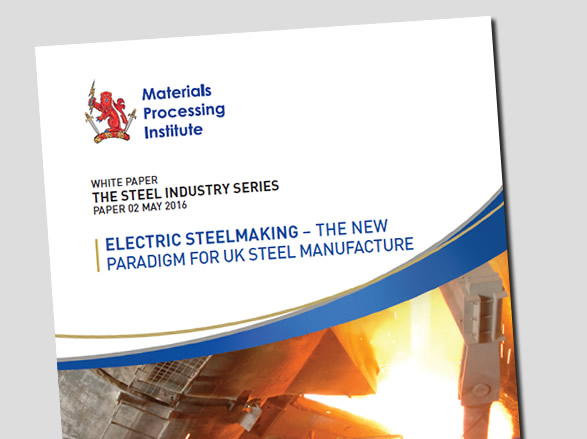 Electric Steelmaking - The New Paradigm for UK Steel Manufacture