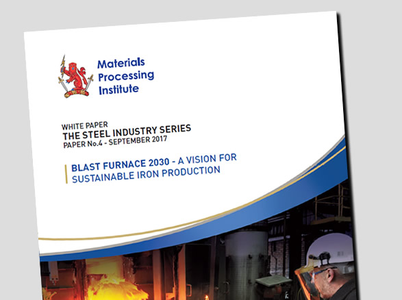 Blast Furnace 2030 - A Vision for Sustainable Iron Production
