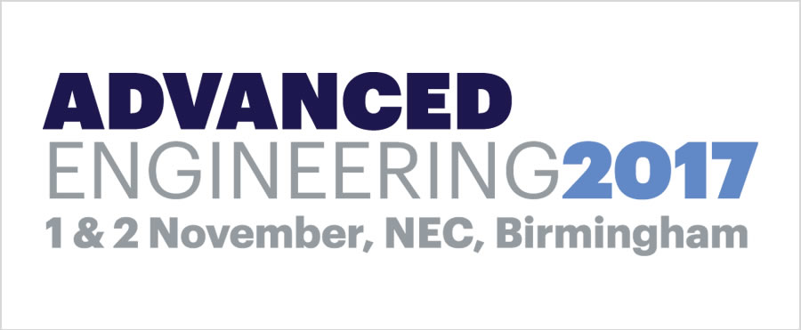 Conference / Exhibition - Advanced Engineering 1017 - 1st & 2nd November 2017