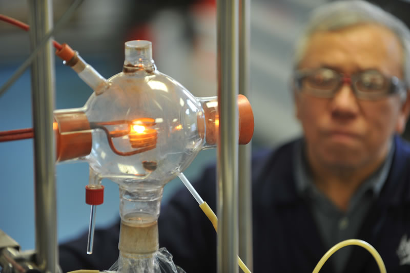 Thermodynamics Laboratory - Materials Processing Institute