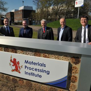 Senior Steel Executives Join Materials Processing Institute Council