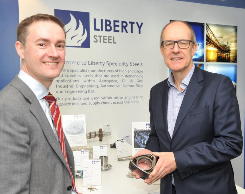 Liberty House Group signs multi-million-pound 'contract for innovation'