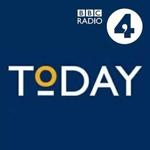 Chris McDonald interviewed on BBC Radio 4 Today programme