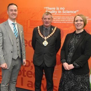 Materials Processing Institute hosts exhibition celebrating the best of North East innovation