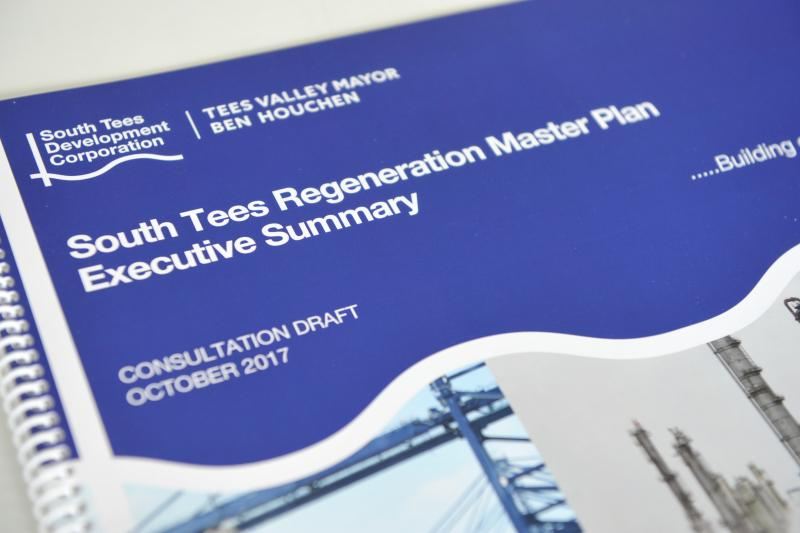 South Tees Regeneration Master Plan Launch