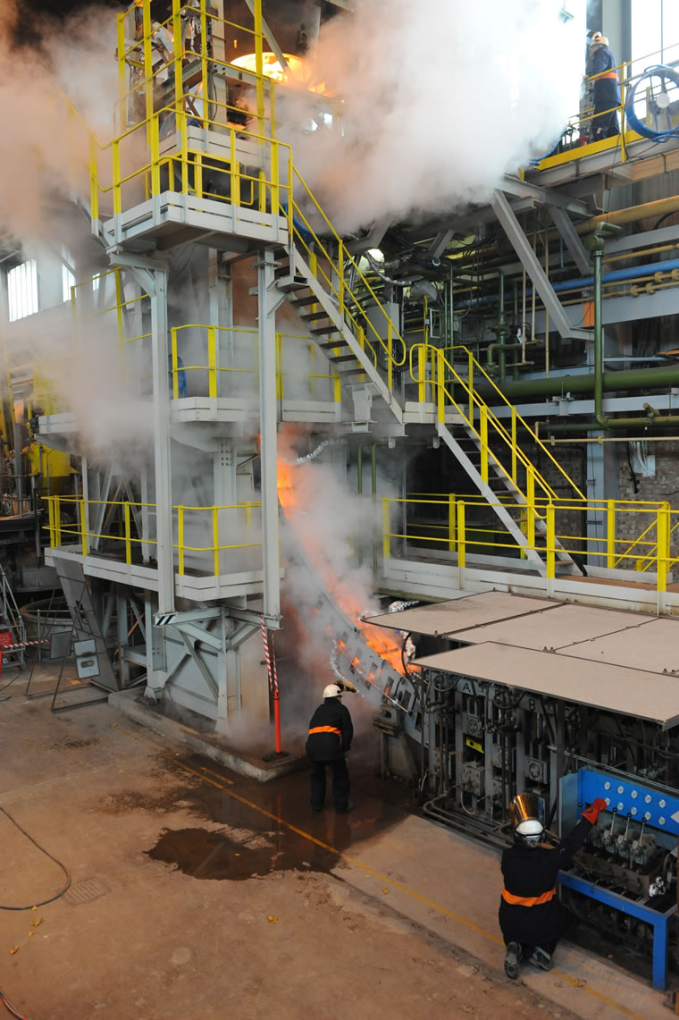 Secondary Steelmaking and Casting