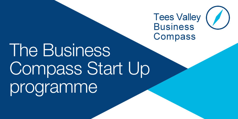 The Business Compass Start Up Programme from Tees Valley Business Compass