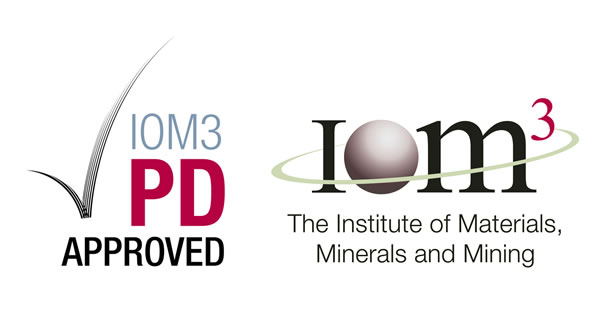 IOM3 PD Approved - The Institute of Materials, Minerals and Mining